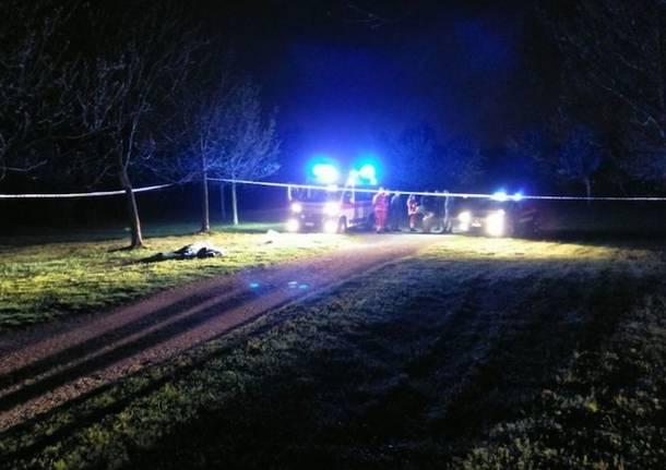 Omicidio a Saronno 40enne accoltellato al Parco del Lura