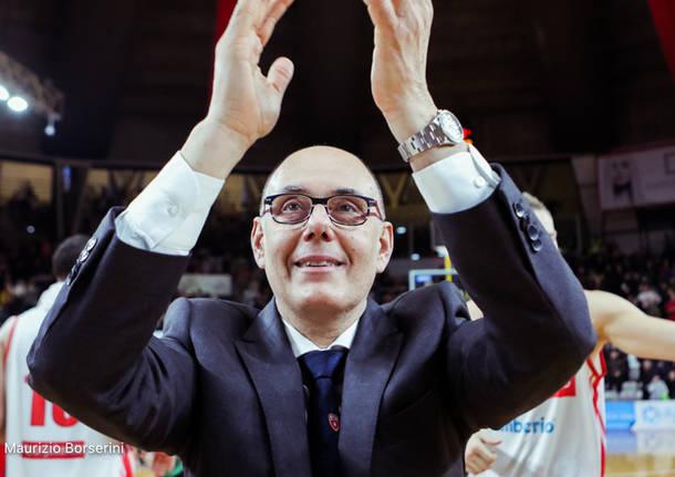 basket pallacanestro varese openjobmetis grissin bon reggio emilia