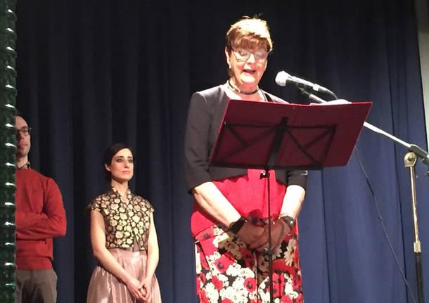 Bisuschio: la premiazione del concorso di poesie