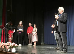 Bisuschio - Premio poesia scuole 2018