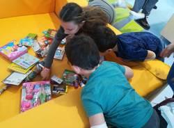 Caccia al tesoro in pediatria