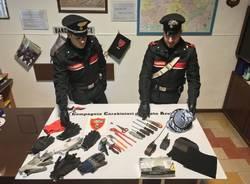 carabinieri furti arnesi scasso