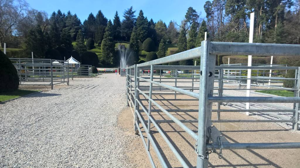 I Giardini Estensi si preparano per Agrivarese