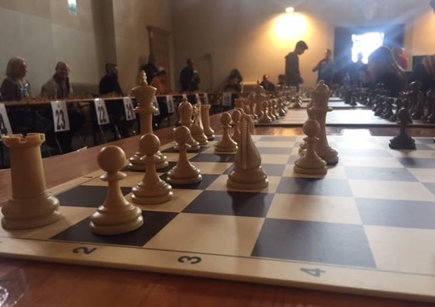 Servizio di incontri di scacchi