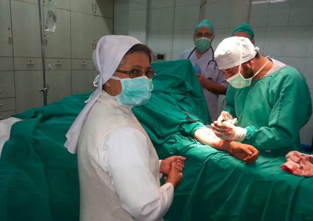 """Avsi racconta con funziona \""""Ospedale aperti\"""" in Siria"""