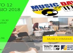 MUSIC DAY - LABORATORIO DI MUSICA D\'INSIEME E BAND - INGRESSO GRATUITO!
