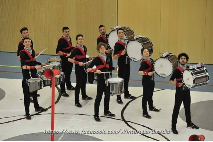 Color Guard and Percussion Day