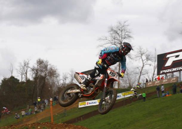 Motocross - Il campionato regionale lombardo al Ciglione