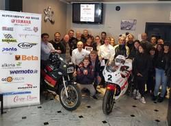 Caronno ospita la presentazione del Yamaha Supertrophy rd series 2018
