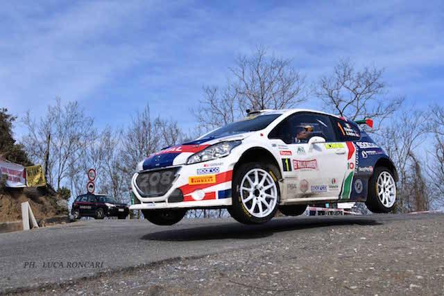 Andreucci, Crugnola e gli altri: i protagonisti del Rallye di Sanremo