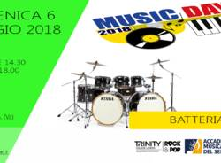 MUSIC DAY BATTERIA