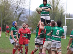 Rugby Varese - Lainate 38-12
