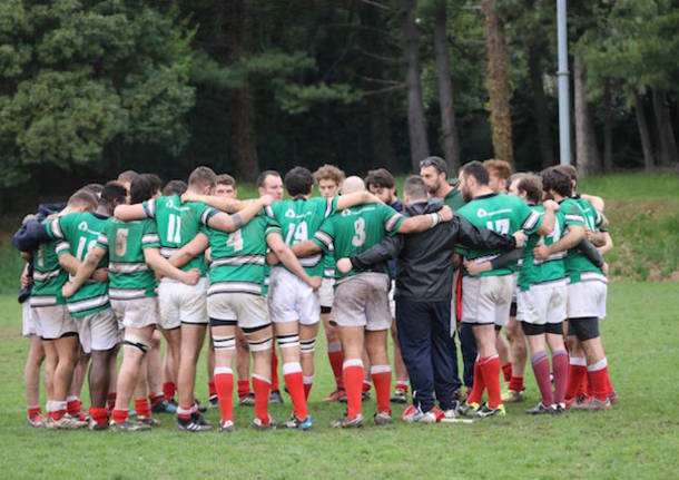 Rugby Varese – Lainate 38-12