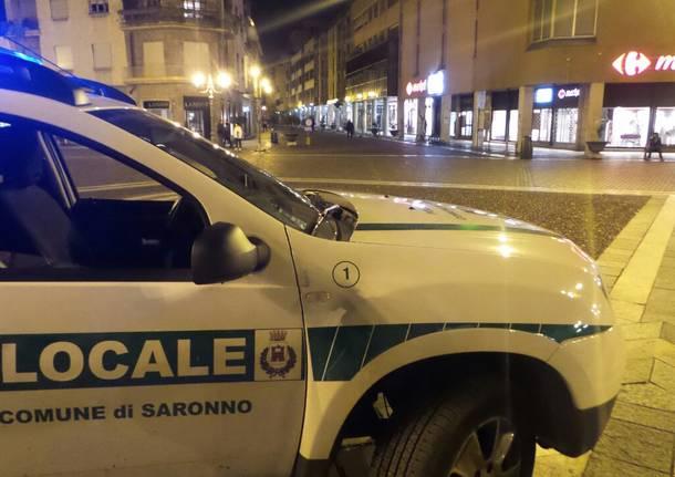 Polizia locale stazione e periferie controllate speciali