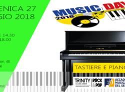 MUSIC DAY DI TASTIERE E PIANOFORTE - INGRESSO GRATUITO!