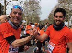 Gli atleti del Centro Gulliver alla Milano Marathon
