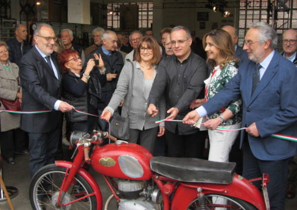 Donata al Mils la moto Verga