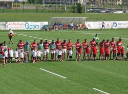 Rugby: Rovato - Varese 39-24