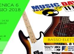MUSIC DAY DI BASSO ELETTRICO