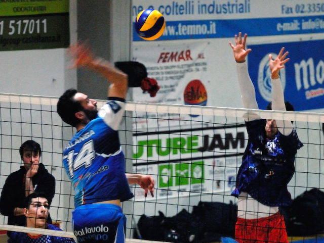 Pallavolo Saronno - Parella Torino 0-3