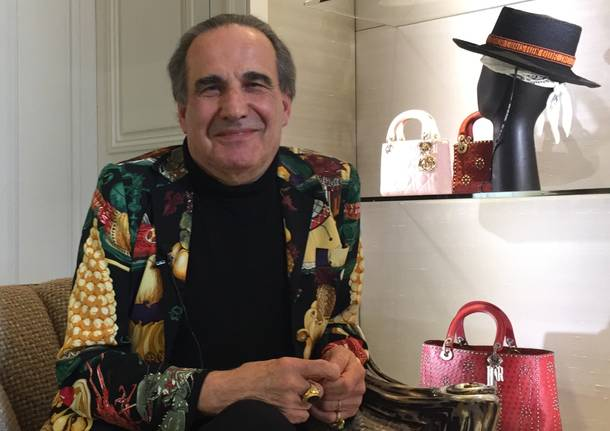 "Carlo Rampazzi e ""Gl indispensabili"" alla Varese design week"