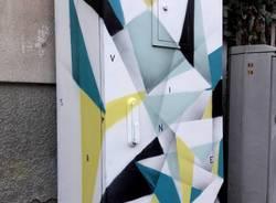 Concorso cabine semaforiche dipinte - Galleria Punto Sull'Arte