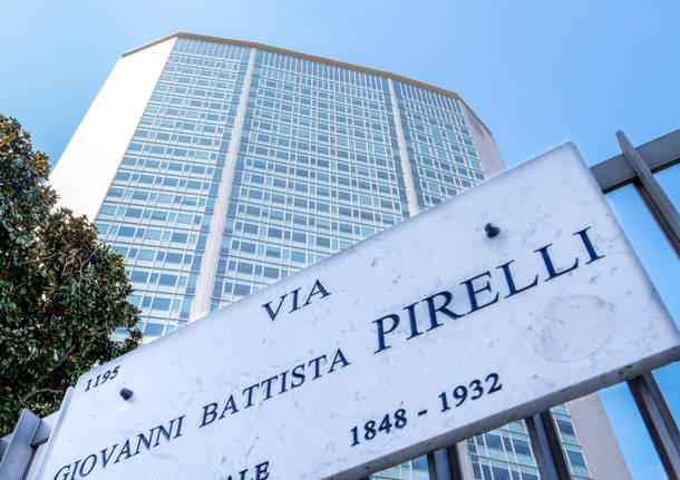 consiglio regionale pirellone palazzo pirelli