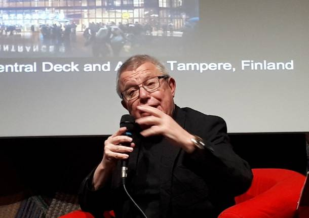 Daniel Libeskind al Maga