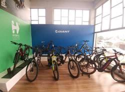 E-Bike a Mustonate