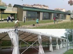 edificio polifunzionale parco berrini