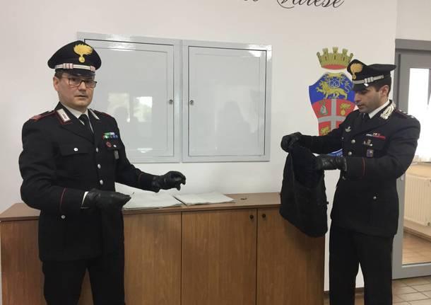 Furto con pancera, arrestati dai carabinieri