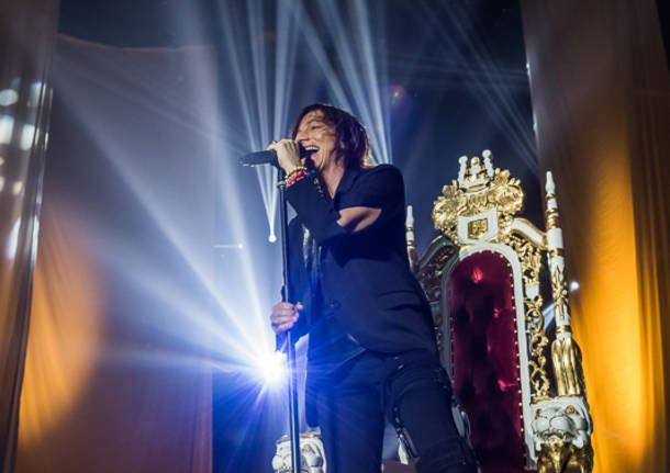 Gianna Nannini in concerto al Forum