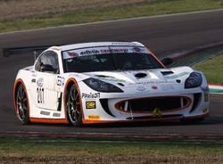 ginetta g55 nova race luca magnoni alessandro marchetti automobilismo gt4