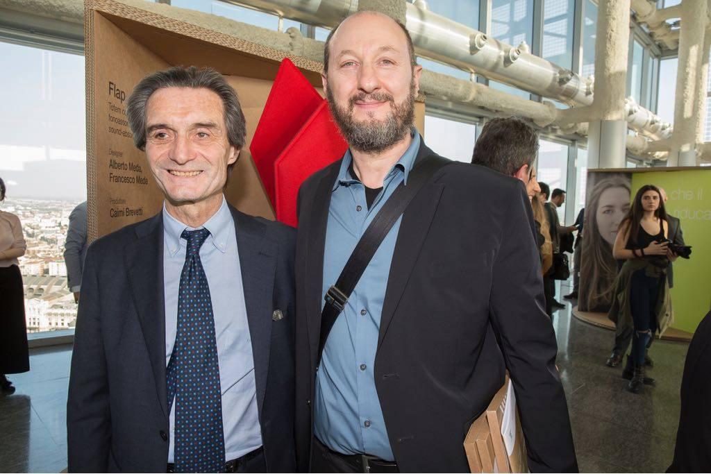 """Giorgio Caporaso per le """"Design Answers"""""""