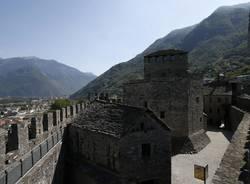 i castelli di bellinzona itinerario