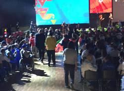 inaugurazione special olympics