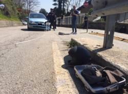 Incidente Cocquio Trevisago, 21 aprile