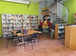 La biblioteca di Comerio
