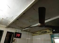 La condizioni della casa famiglia di Mumbay
