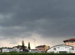 maltempo cielo nuvoloso