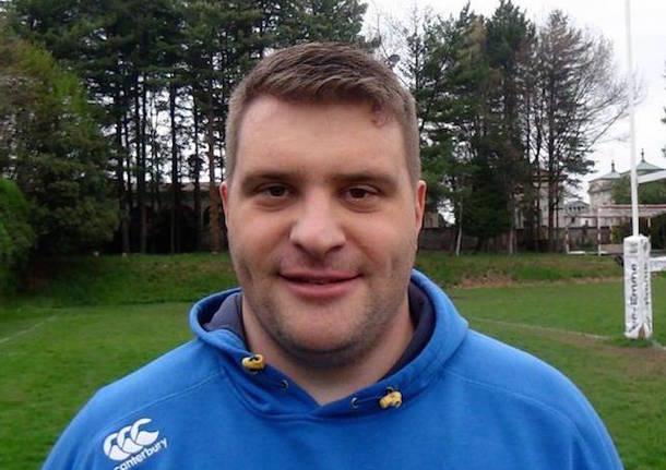 matteo bosoni rugby varese