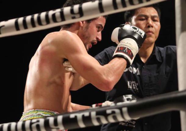 moshin hamdaoui muay thai arti marziali team combattimento.com