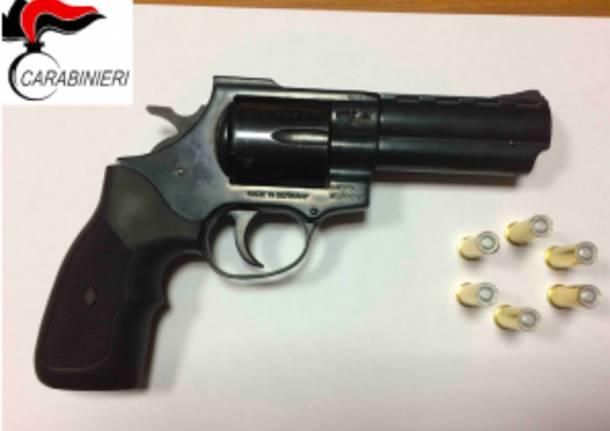 pistola carabinieri