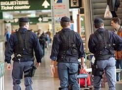 polizia frontiera malpensa