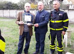 premiazione volontari protezione civile olgiate olona