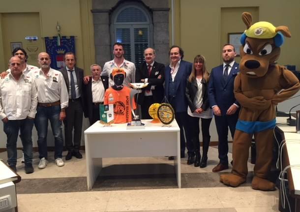 presentazione finale len eurocup 2018 bpm sport management