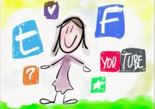 social network bambini