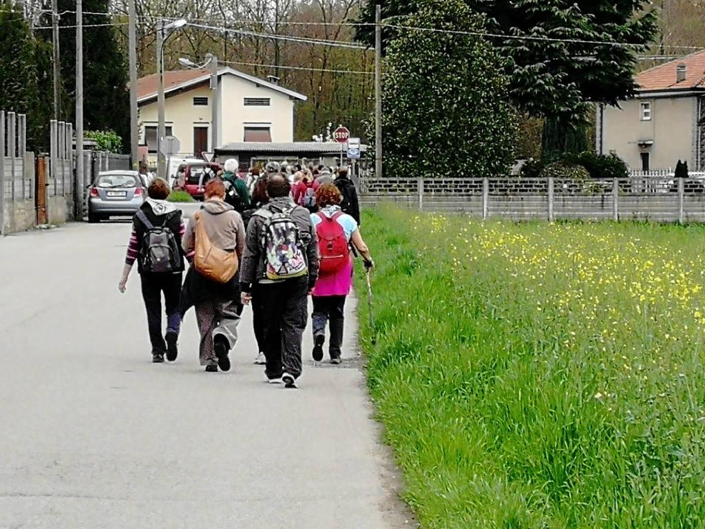 Sul cammino di Sant'Agostino