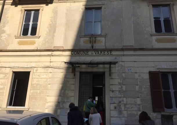 Visita guidata ai palazzi del Comune in vendita