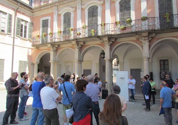 Varese: camminata sui luoghi della Resistenza in città